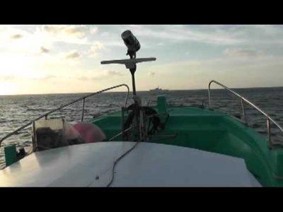 JSN■尖閣諸島への上陸を強行しようとしたらどうなるか?・・・その映像(1)