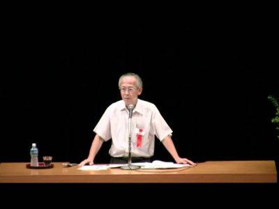 JSN■8/7沖縄国防決起大会の感想:村田春樹先生より