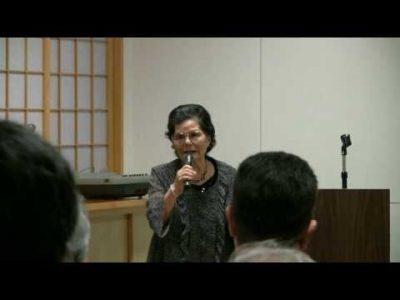【拡散依頼】JSN■呼びかけ人あいさつ仲村俊子 8月7日「自由と平和のための国防決起大会」