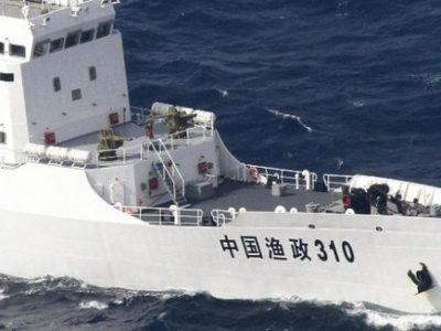 JSN■中国の最新型漁業監視船「魚政310号」11月16日広州で竣工し尖閣諸島へ向かう!