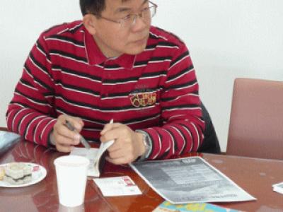 民間沖縄対策本部■姿を見せない中華保釣協会リーダー「黄錫麟」(出航か?拘束か?)